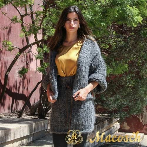 Conjunto chaqueta + falda