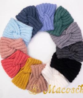 Mohair headband